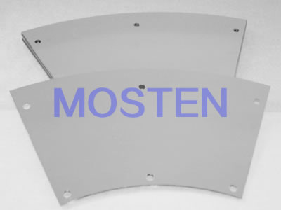Molybdenum Heat Shields