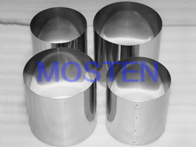 Tungsten Heat Shields
